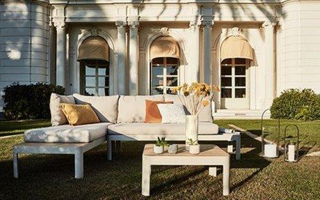 Installer un salon de jardin pour une terrasse conviviale et design