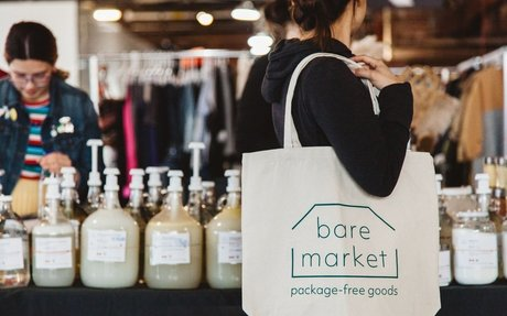 Pop-Up Zero Waste Grocery Concept Secures 1st Permanent Retail Space