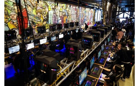 OS NYC Debuts First Fully Serviced Gaming Lounge in New York City