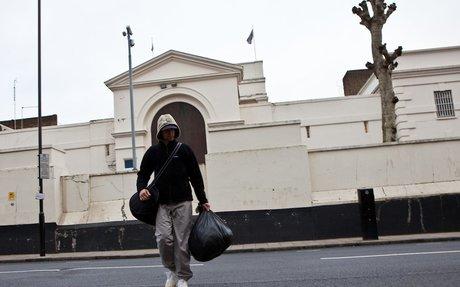 Private probation failing short term prisoners on release
