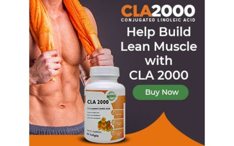 CLA 2000 Official Site - Natural Weight Loss & Lean Muscle Supplement