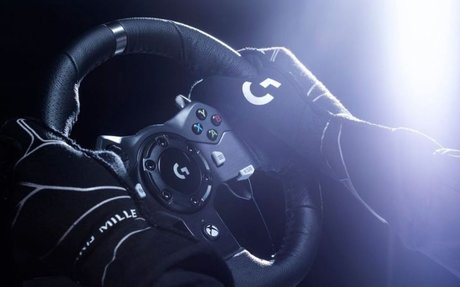 Logitech G Revs Up e-Racing Competition – channelnews