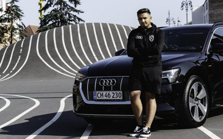 Audi Announced as Sponsor of Astralis Group's Future FC FIFA Team