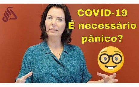 Coronavirus COVID 19 e o pânico geral comentado pela Profa Dra Marisa Amato | Cardiolog...