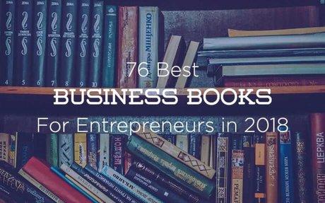 76 Best Business Books for Entrepreneursto Read in 2019 (So Far)