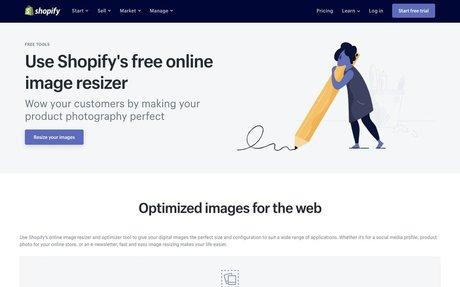 Online Image Resizer - Free Image & Photo Optimizer
