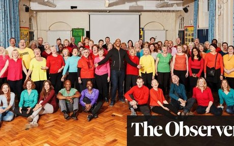 'It gives me freedom within': prison choirs are transforming lives