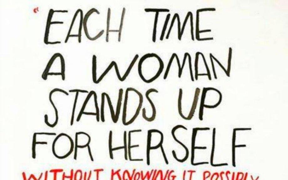 United We Resist | Powerful quotes, Feminist quotes, Feminism quotes