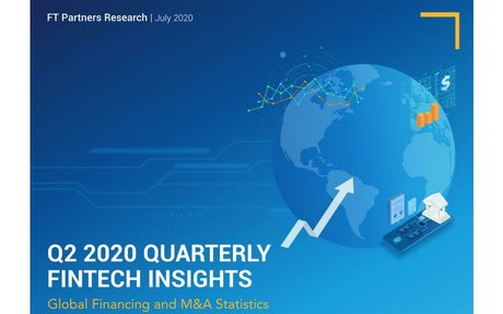 FT Partners Publishes Q2 2020 FinTech Insights
