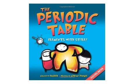 *The periodic table:  elements with style