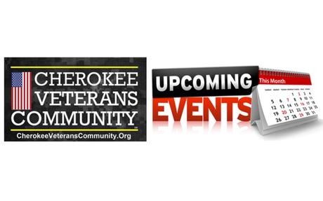 Cherokee Veterans Community Calendar
