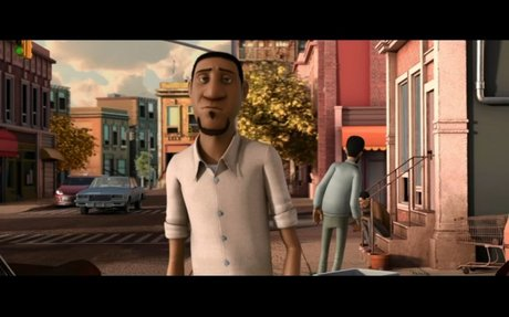 Animated Film Promotes Mental Health Awareness