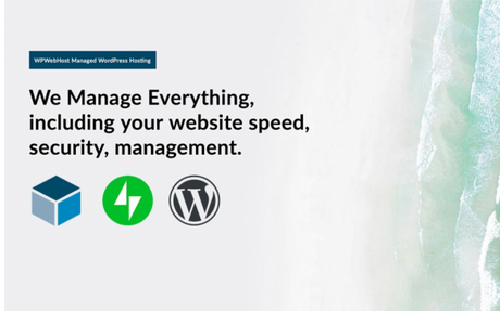 Wpwebhost Best Managed WordPress Hosting, ideal for bloggers and web designers