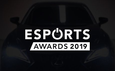 Esports Awards partners with Lexus for upcoming event