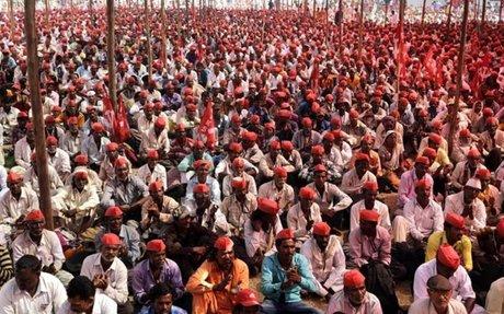 Indian Sugarcane Farmers' Protest Intensifies Ahead of Bolsonaro's Visit