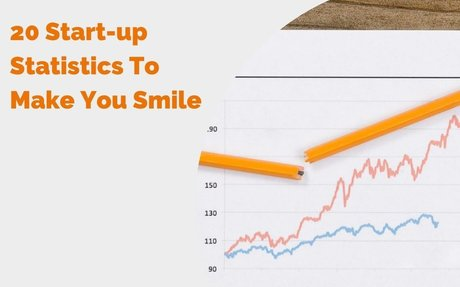 20 Start-up Statistics To Make You Smile #LifeAtTribal