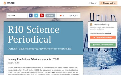 R10 Science Periodical