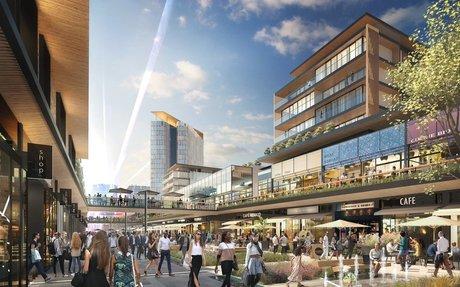 Innovative Royalmount Development Breaks Ground in Montreal