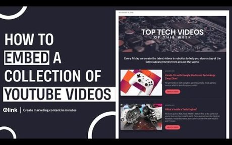 How to Embed YouTube Videos on any Website