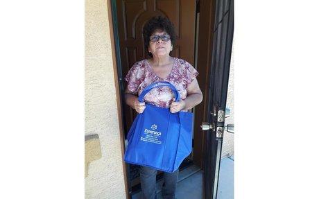 Esperança innovates during pandemic with resources for Hispanic community, seniors   AS...