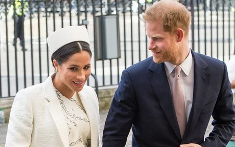 Prince Harry 'plans to take two weeks of paternity leave'