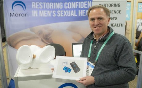 Male Sex Tech Shows Progress with Neurostimulation and Gamification
