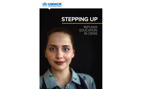 Stepping up: Refugee education in crisis - UNHCR (2019)