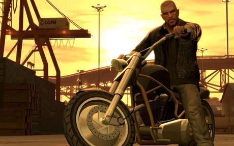 Are gamers scarier than biker gangs?