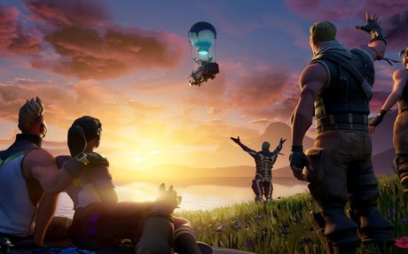 "More than 6 million people watched Fortnite's ""The End"" event live 