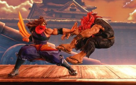 Street Fighter esports grows with new leagues - GameRevolution