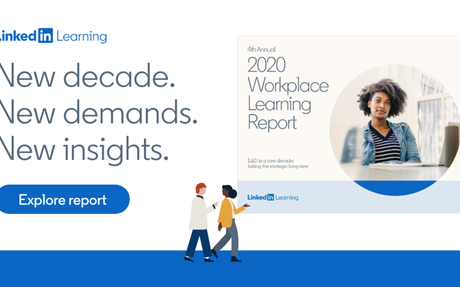 Workplace Learning Report 2020 #WorkplaceLearning