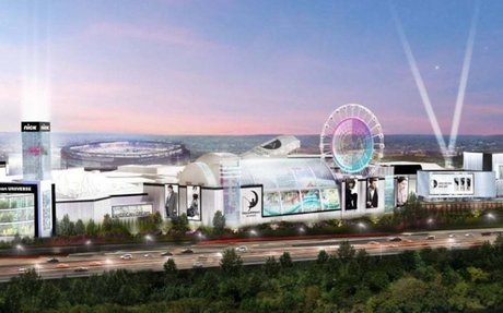 RETAIL // The American Dream Mall Is The Next Step In The Evolution Of Retail