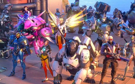 Another report suggests that Blizzard is working on Overwatch 2 | Dot Esports