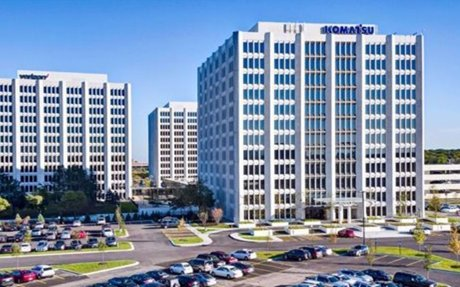 Continental Towers set to undergo $15M capital improvement plan