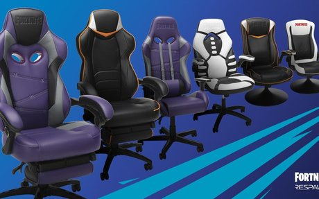 Respawn Products partners with Epic Games for Fortnite chairs