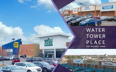 CA Firm Buys Water Tower Place in Record Deal | GlobeSt