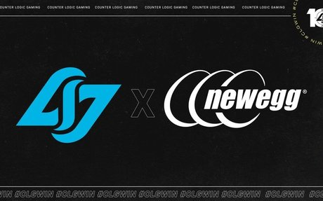 Counter Logic Gaming and Newegg expand partnership for 2020