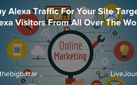Buy Alexa Traffic For Your Site Target Alexa Visitors From All Over The World