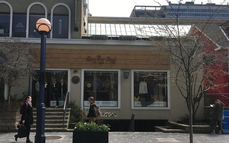 Chinese Luxury Fashion Brand Sheng Tang Peony' Enters Canada with 1st Storefront [Photos]
