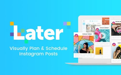Later: #1 Instagram Scheduler - Create a Shoppable Instagram