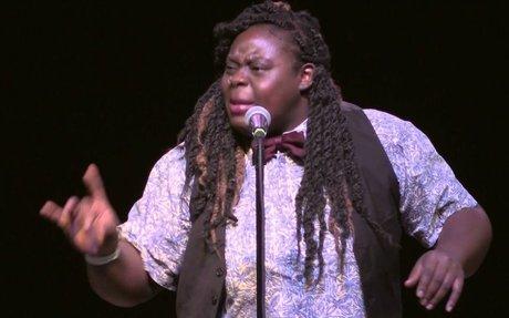 "IWPS Finals 2014 - Porsha O. ""Angry Black Woman"""