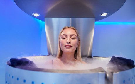 I Tried It: Cryotherapy