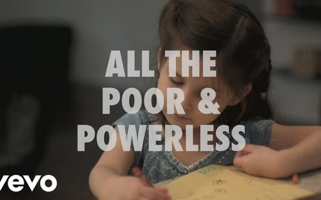 Shane & Shane - All the Poor and Powerless (Official Lyric Video)
