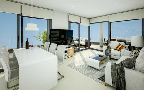 Nye lekre leiligheter 150 meter fra Los Locos stranden - fra 124.900.- euro