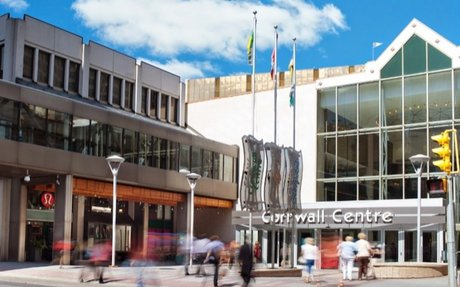 Downtown Regina's Cornwall Centre Unveils Renovation Amid Challenges [Photos]