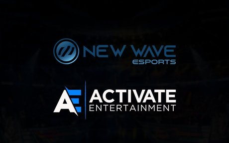 New Wave Esports looks to acquire Activate Entertainment
