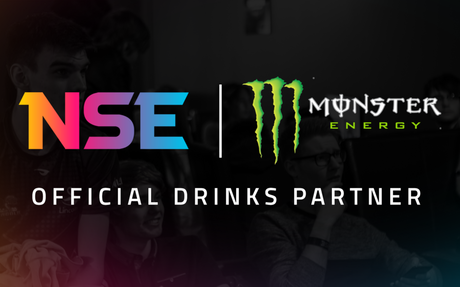 NSE partners with Monster Energy for British University Esports Championship