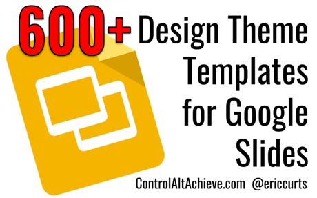 Spice Up Your Slides with 600+ Free Design Templates