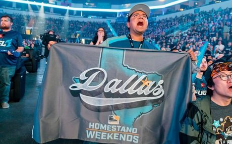 Dallas-Based Envy Gaming Named 8th Most Valuable Esports Organization In The World By F...