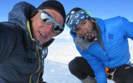 El ecuatoriano Karl Egloff logra en el Denali, Alaska, un nuevo récord mundial
